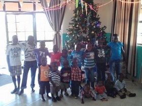 Kerst in de Home of Hope and Dreams